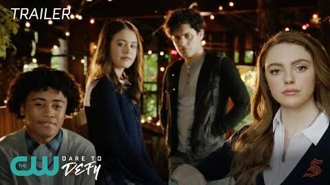 Legacies Legacies Comic-Con® 2018 Trailer The CW