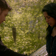 Ivy performs Astral Projection for Klaus