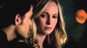 Damon Dies & Says Good Bye To Elena 5x22
