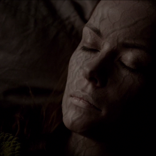 Nadia stirbt an dem Biss.