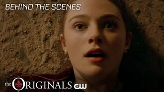 The Originals Inside God's Gonna Trouble The Water The CW