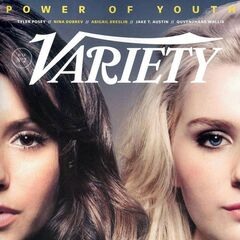 Variety: Power of Youth — Aug 2013, United States, Nina Dobrev