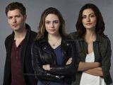 Klaus, Hayley und Hope