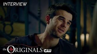The Originals Season 5 - Nathaniel Bulzoic Interview The CW