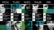 The-CW Fall-2015 premiere-dates