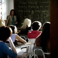Trigonomie Klasse mit Mrs. Halpern
