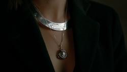 807~Sybil-Elenas Necklace