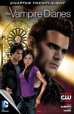 TVD Comic Twenty-Eight