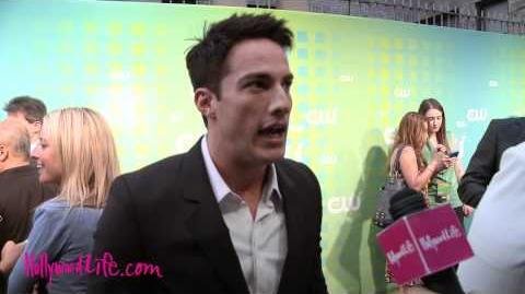 'Vampire Diaries' Season 4 Michael Trevino Interview