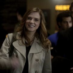 Jenna and Elijah sees Alaric, Damon and Andie.