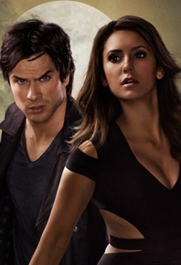 Is damon and elena from vampire diaries hookup in real life