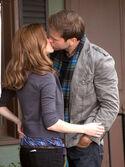 Jenna küsst Alaric