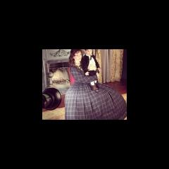 Mama Salvatore and Baby Damon