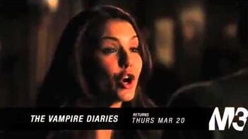 """The Vampire Diaries 5x16 CANADIAN Promo HD) """"While You Were Sleeping"""""""