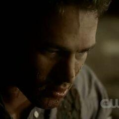 Damon rips out Mason's heart