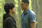 1x03 We're Being Punked, Pedro-Landon-Rafael