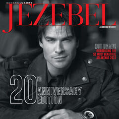 Modern Luxury Jezebel — Nov 2016,United States, Ian Somerhalder