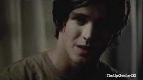 The Vampire Diaries Staffel 1 Folge 22 Ausschnitt Damon erzählt Jeremy über Annas Tod