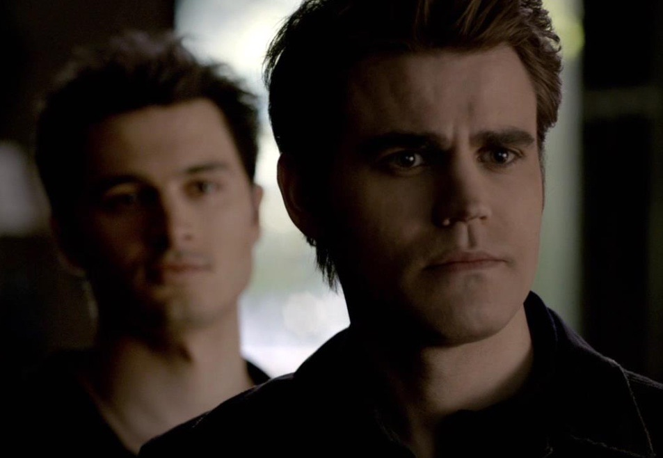 Enzo and Stefan | The Vampire Diaries Wiki | FANDOM ...