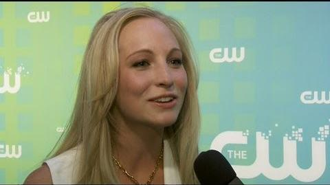 """Candice Accola on """"Vampire Diaries"""" Finale"""