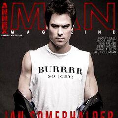 Annex Man — 2013, United States, Ian Somerhalder