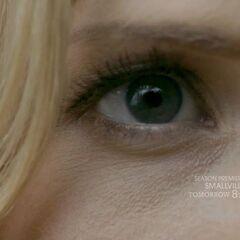 Caroline compelling a human