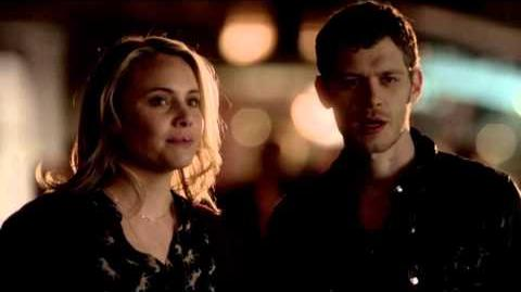 Vampire Diaries 4x20, Klaus and Camille, The National - Terrible Love