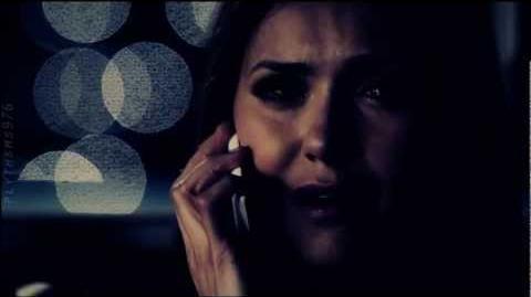 Damon & Elena - The choice Flashback Elena became a vampire (HD) Season Finale 3x22 ♥