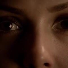 Amara opening her eyes