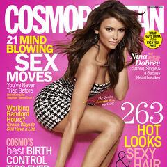 Cosmopolitan — Sep 2013, United States, Nina Dobrev