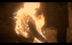 Ben brennt