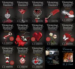 The Vampire Diaries Wiki-Background