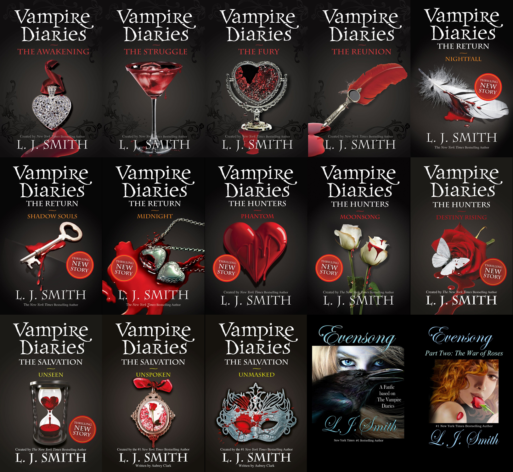 The Vampire Diaries The Salvation Unspoken Pdf