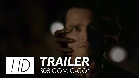 The Vampire Diaries Season 8 Comic-Con Trailer - Meet Evil Herself HD