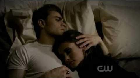 Vampire Diaries 2x04 Katherine Gets In Stefan's Head
