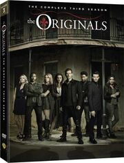 TheOriginals S3 DVD