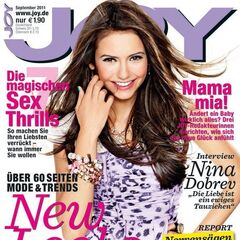 Joy — Sep 2011, Germany, Nina Dobrev