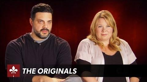 The Originals - Dance Back from the Grave Producers' Preview