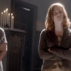 Agnes and Bastiana