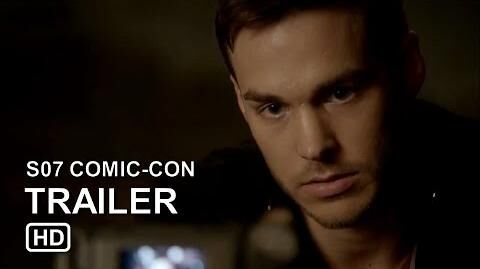 The Vampire Diaries Season 7 Comic-Con Trailer HD-1