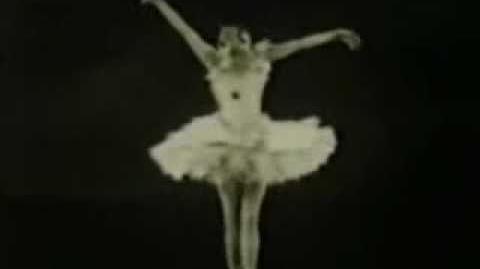 Anna Pavlova - The Dying Swan