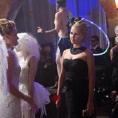Camille, Rebekah and Klaus