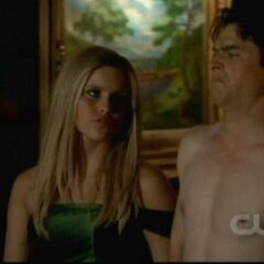 Damon and Rebekah 3x15