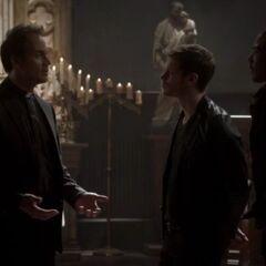 Kieran, Klaus and Marcel.