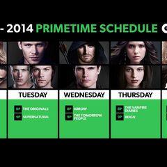 2013-2014 Schedule