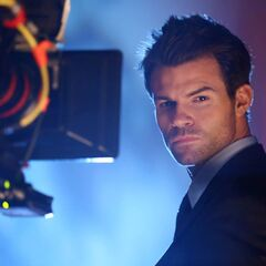 Daniel Gillies at the photoshoot