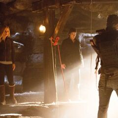 Rebekah Damon and Vaughn 4x14