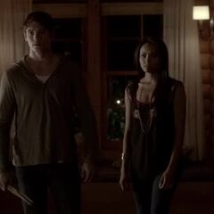 Elena, I have this stake.