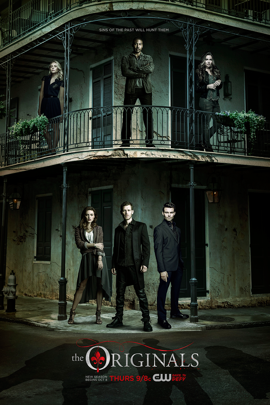 new concept af6ba 2a1ca Season Three (The Originals)   The Vampire Diaries Wiki   FANDOM ...