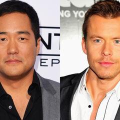 Tim Kang, Todd Lasance